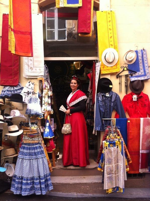Reine d'Arles