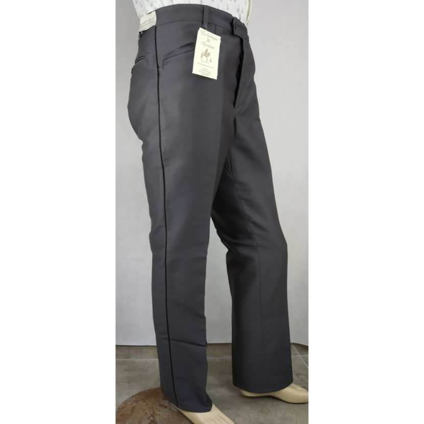 b9dd89392a7 pantalon gardian traditionnel gris
